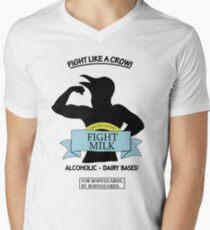 Fight Milk Men's V-Neck T-Shirt