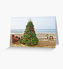 Crystal Cove Greetings Greeting Card