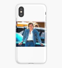 dacre montgomery stranger things billy iPhone Case/Skin