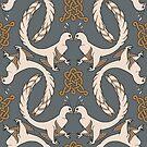 Fancy Raptors by Amaruuk