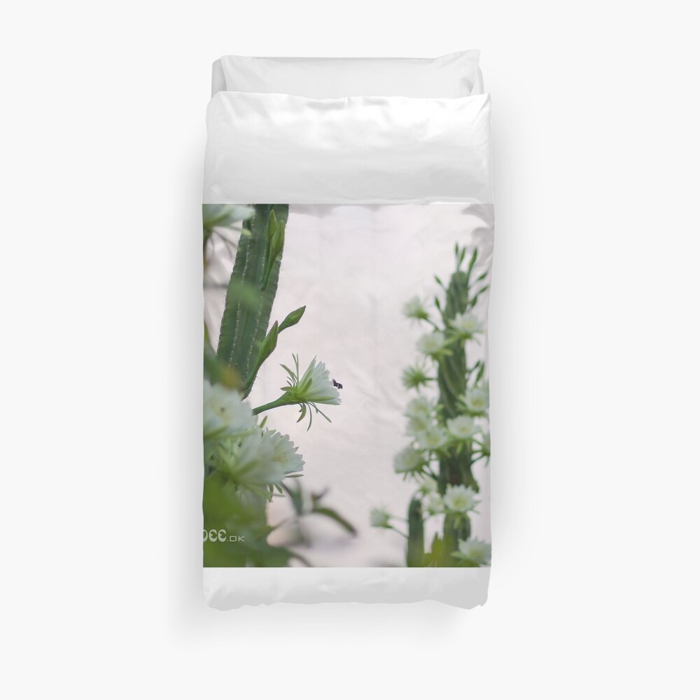 Princess of the Night - Abundance with Bees Duvet Cover