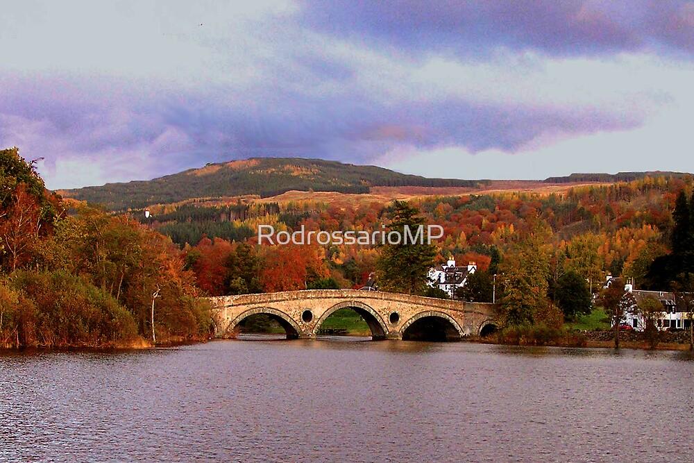 The Bridge at Kenmore by Allan McKean