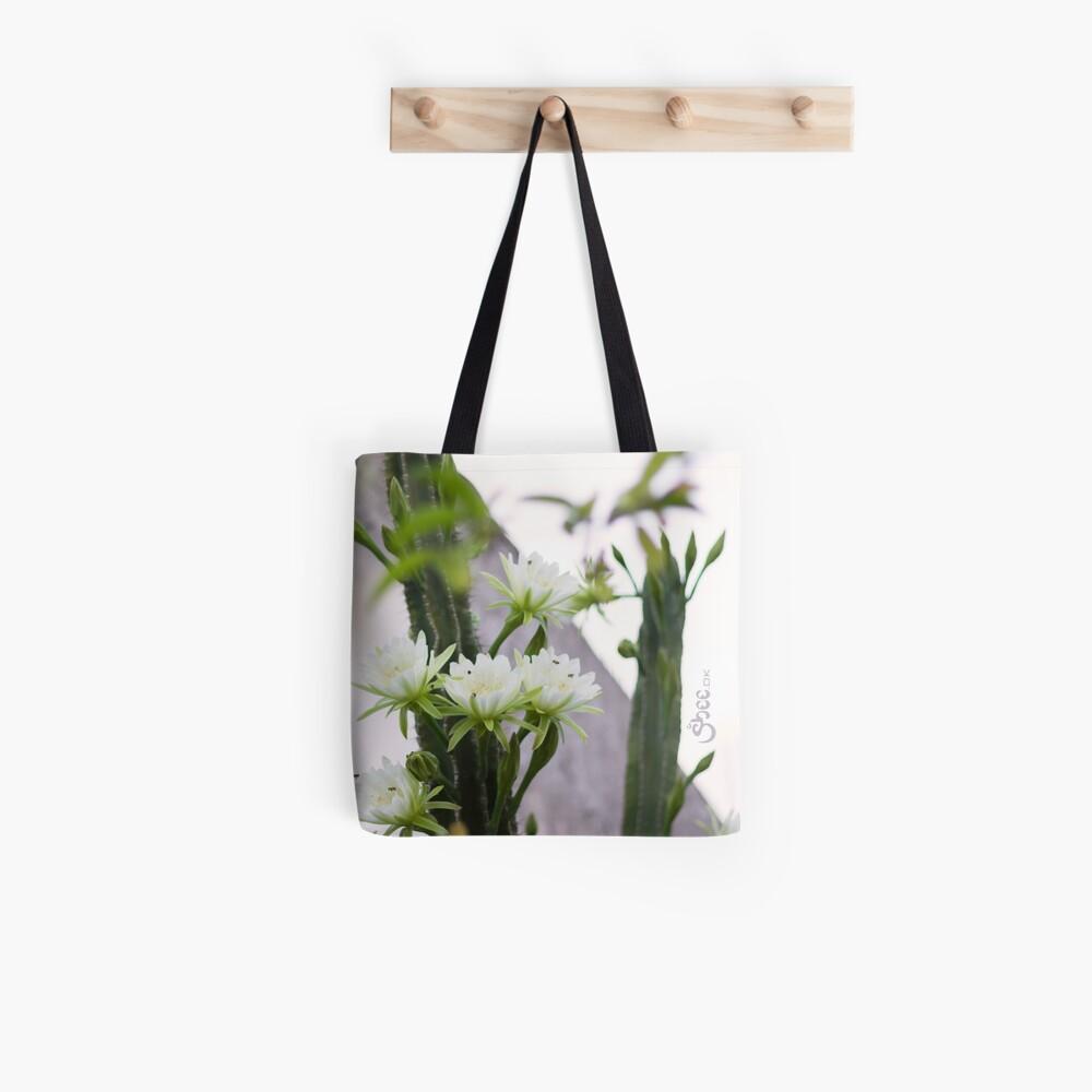 Princess of the Night - Blooming in Abundance Tote Bag