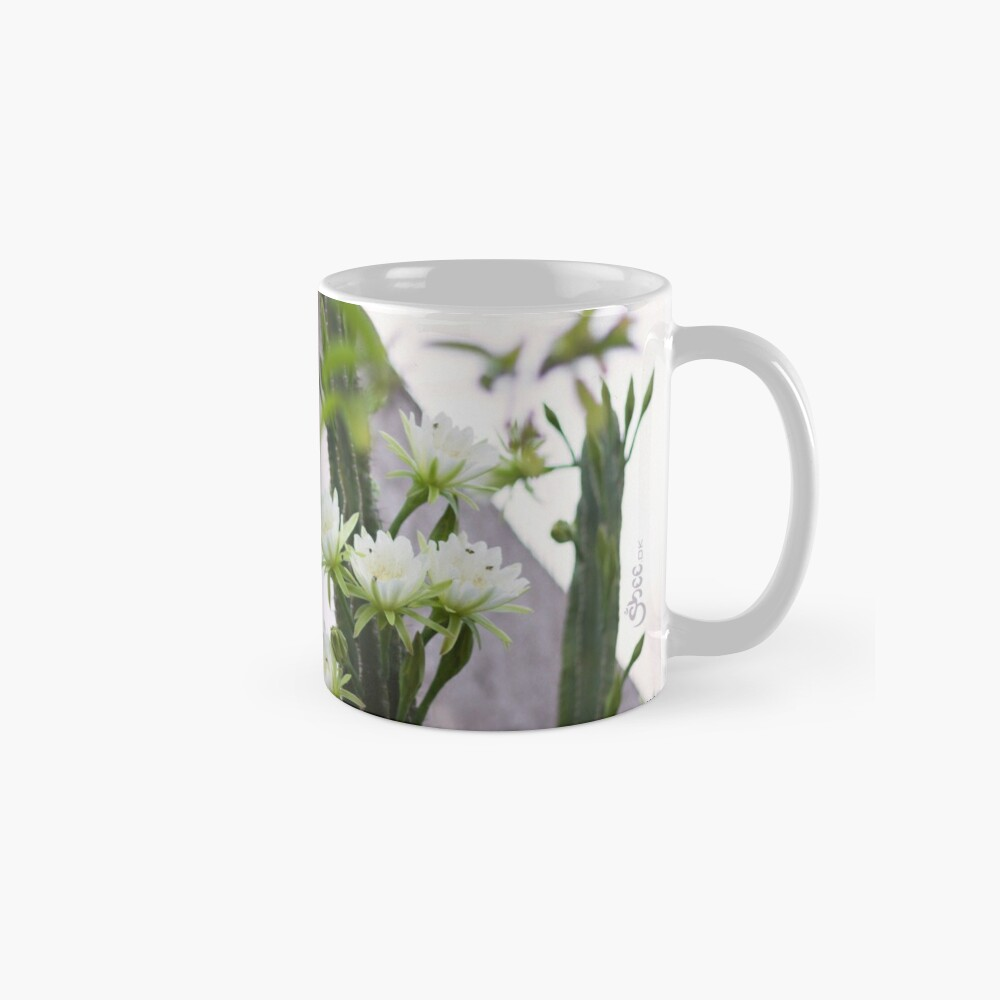Princess of the Night - Blooming in Abundance Mugs