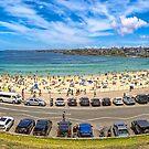 Bondi Beach by TonyCrehan