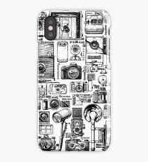 photo cameras iPhone Case