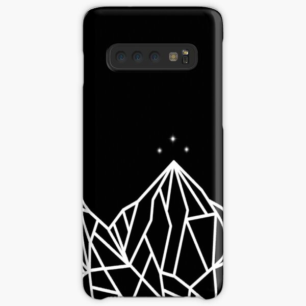 NIGHT COURT MOUNTAINS  Samsung Galaxy Snap Case