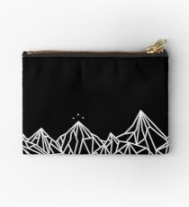 NIGHT COURT MOUNTAINS  Studio Pouch