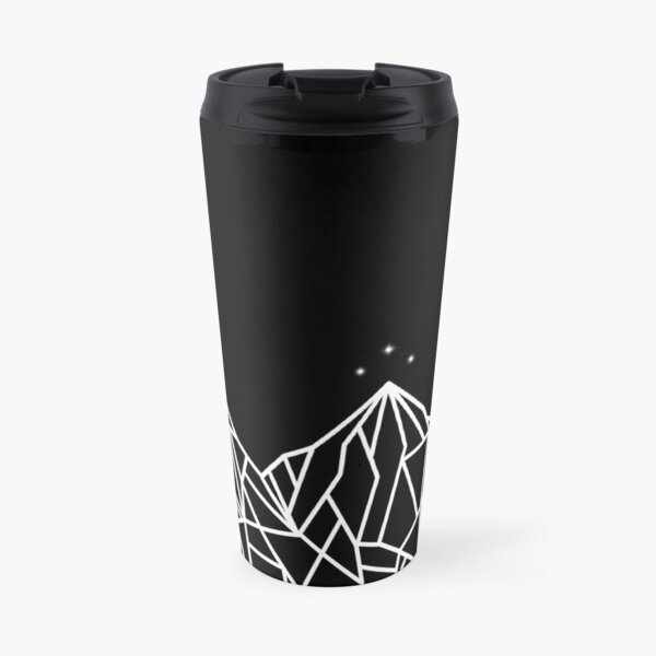 NIGHT COURT MOUNTAINS  Travel Mug