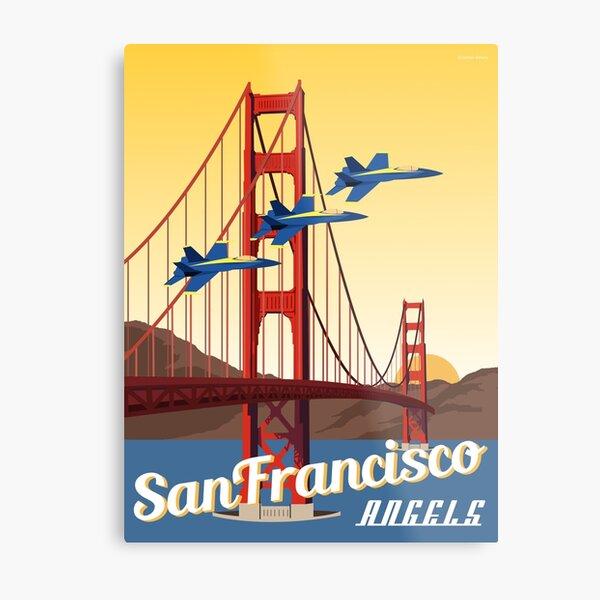 Angels of San Francisco Metal Print