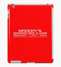 Speedy's Sandwich Bar on Baker Street iPad Case/Skin