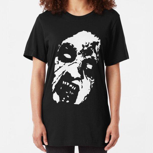 Evil Dead 80S horror Movie Retro Womens T-Shirt