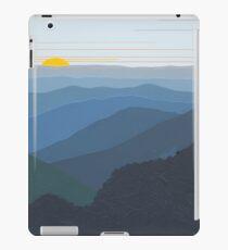 """""""Glassmine Falls Parkway Overlook"""" #85 iPad Case/Skin"""