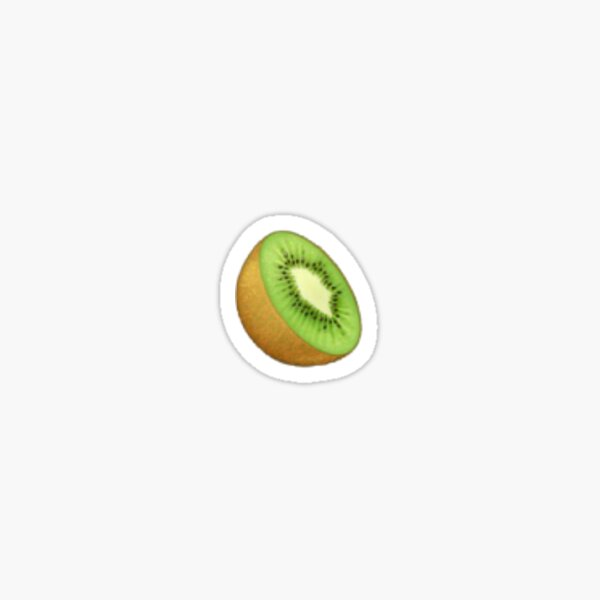 little kiwi Sticker