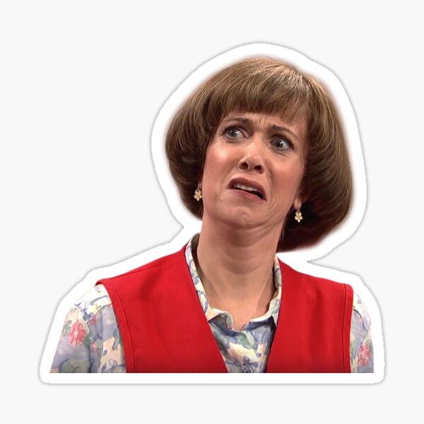 Kristen Wiig - 2 Sticker