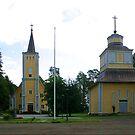 Lutheran Church by Anne-Marie Bokslag