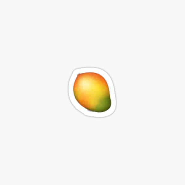 little mango Sticker