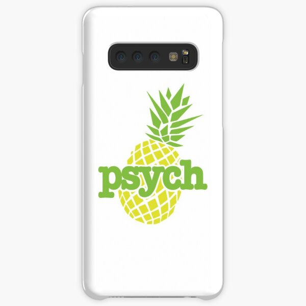 Psych Pineapple Samsung Galaxy Snap Case