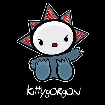 Kittygorgon by mannart