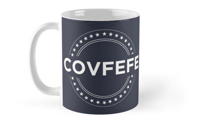 Covfefe by Jordan Aschwege