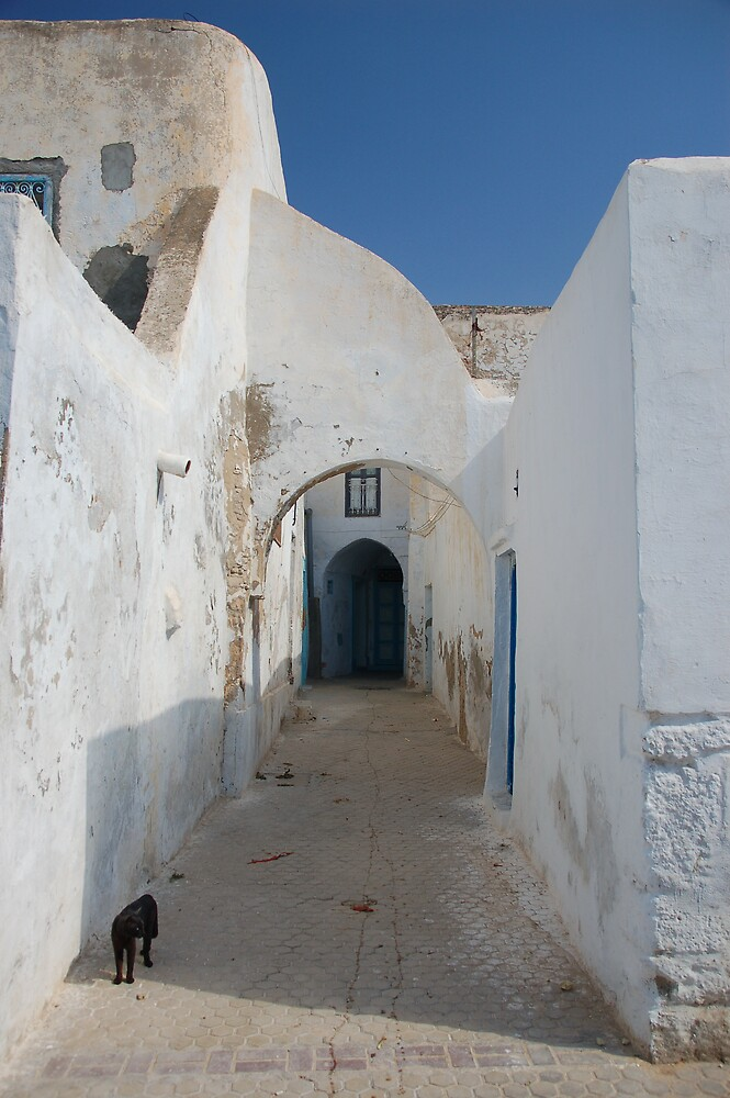 Kairouan, Tunisia by Peter Gostelow