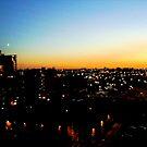 Manchester Sunset by Dea B