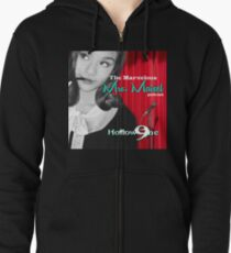 Hollow9ine's The Marvelous Mrs Maisel Podcast Zipped Hoodie