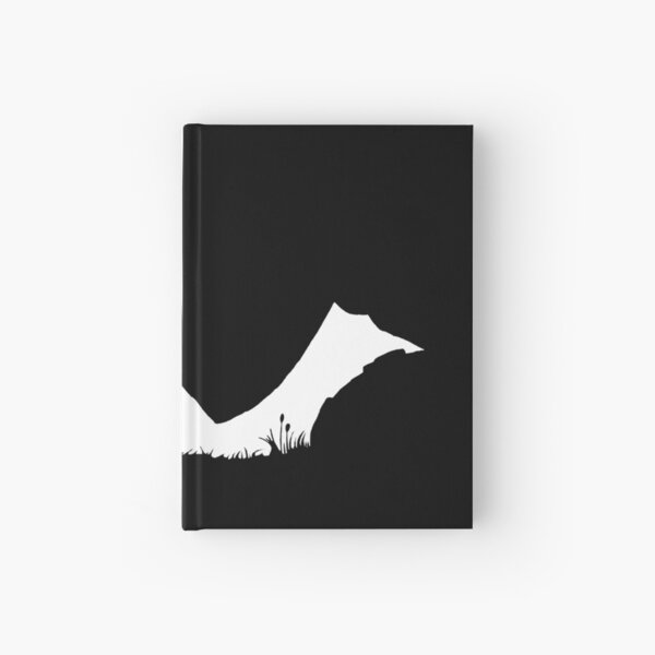 I`m not Hogarth  without text Hardcover Journal