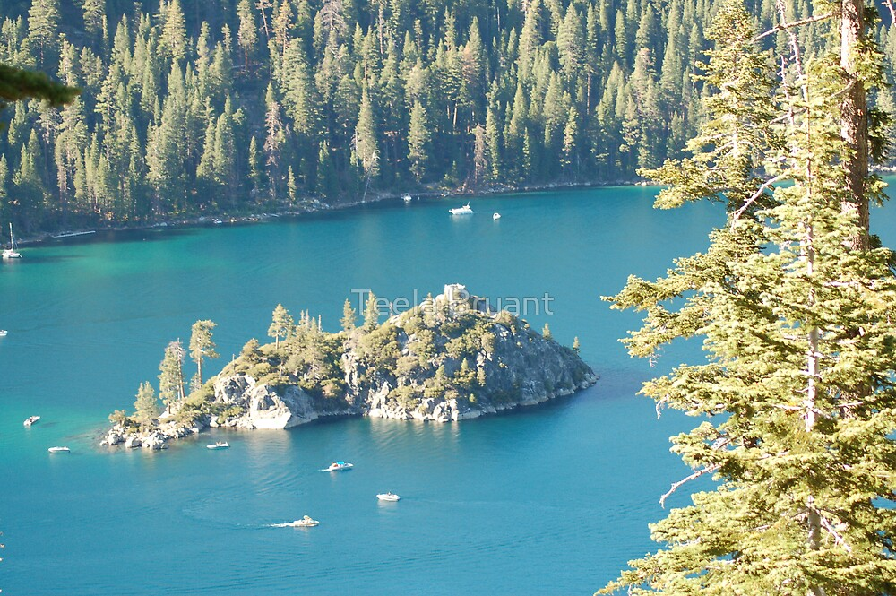 Lake Tahoe by Teela Bryant