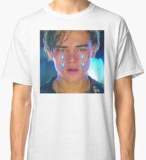 Leo Cryin' Emoji Tears Classic T-Shirt