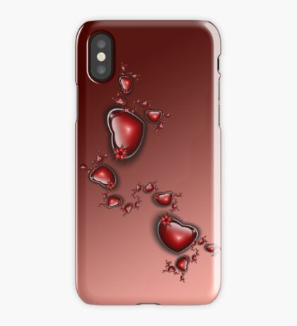 T-heartY iPhone Case