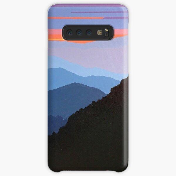 Appalacian Sunset #48  Samsung Galaxy Snap Case
