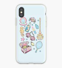 Mermaid Vibes iPhone Case