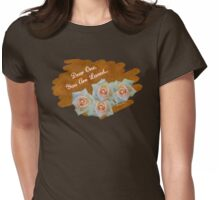 Dear One ~ You Are Loved Womens Fitted T-Shirt