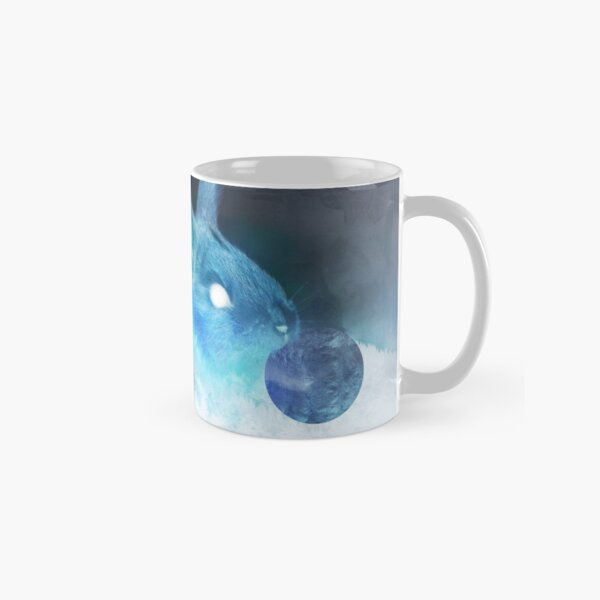 Munch Ado About  Nothing (Inverted) Classic Mug