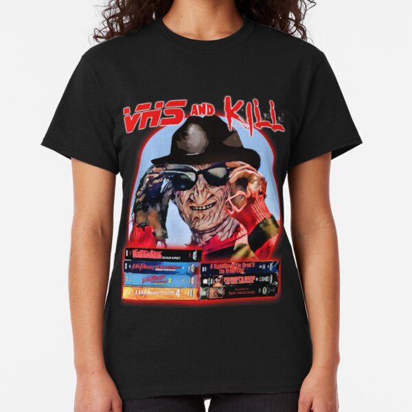 VHS and Kill Classic T-Shirt