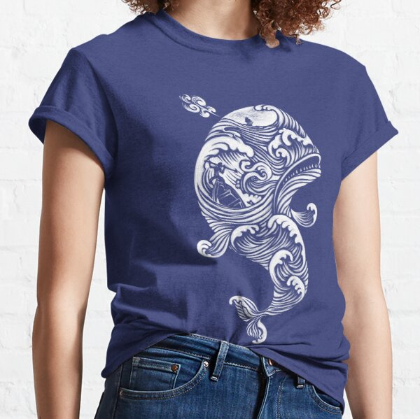 Moby Dick  Classic T-Shirt