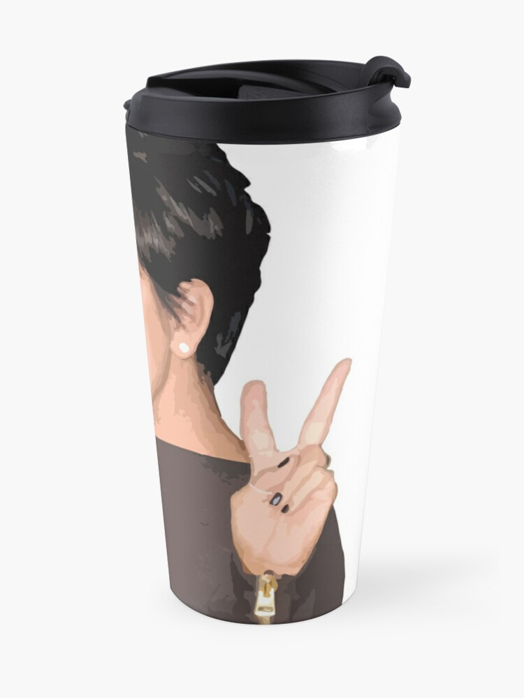 Alternate view of Kris Jenner Travel Mug