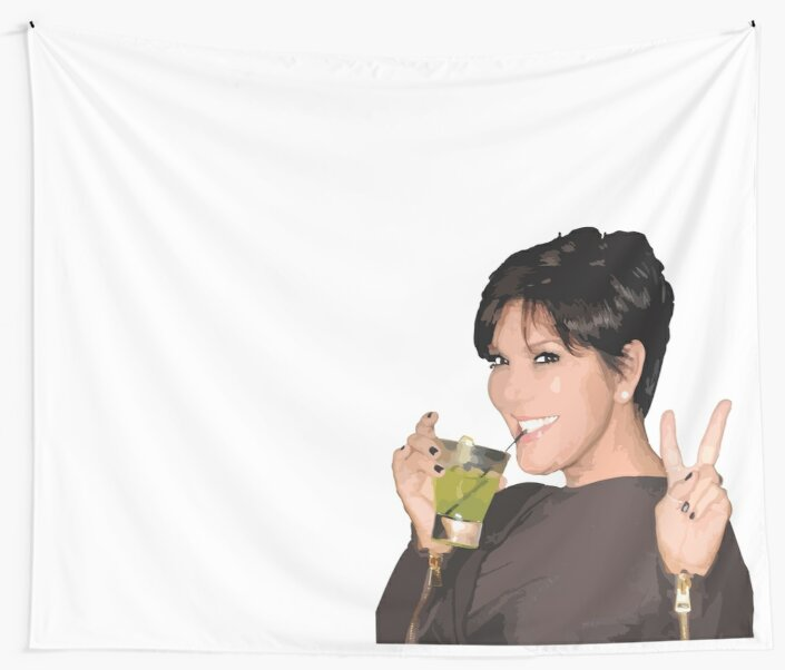 Kris Jenner by srucci
