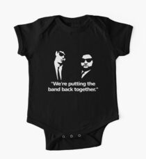 The Blues Brothers One Piece - Short Sleeve