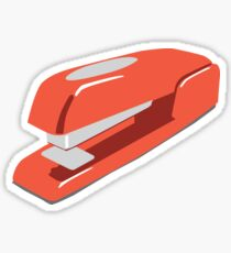 Stapler Sticker Sticker