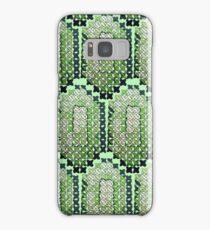 Stitched rupee tile Samsung Galaxy Case/Skin