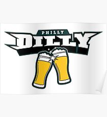 Philly Dilly! Poster
