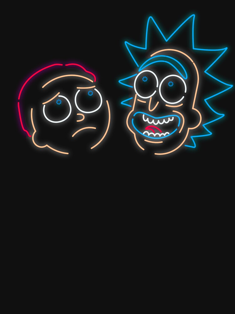 Wir sind Neon Morty von Cephalophane