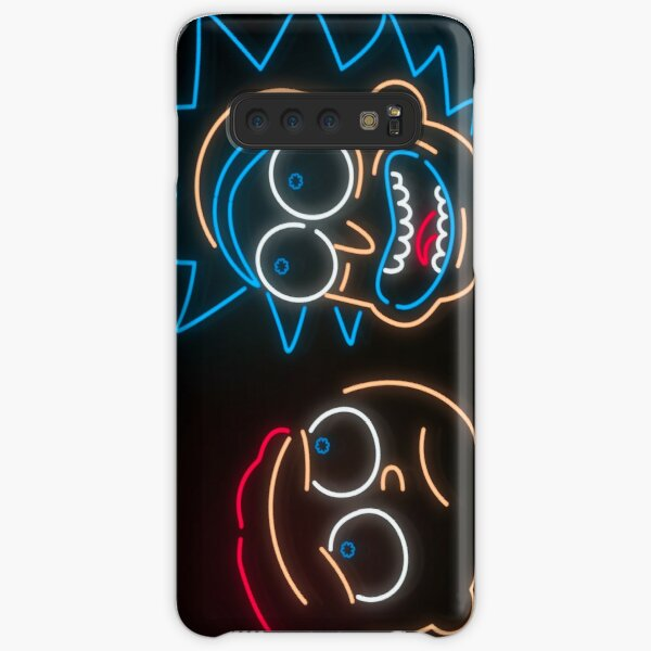 We're Neon Morty Samsung Galaxy Snap Case