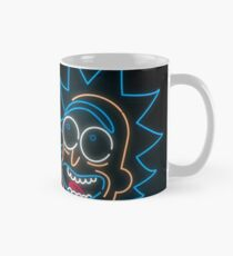 Taza clásica 'Re Neon Morty