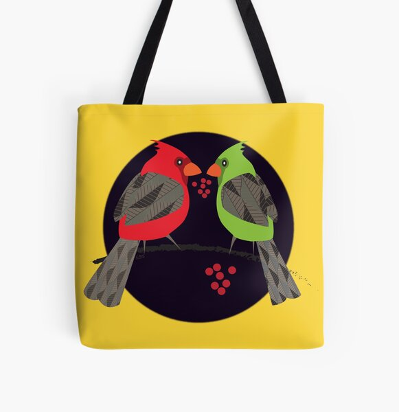 Together Forever All Over Print Tote Bag