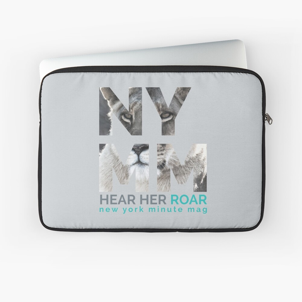 NYMM Lioness Laptop Sleeve