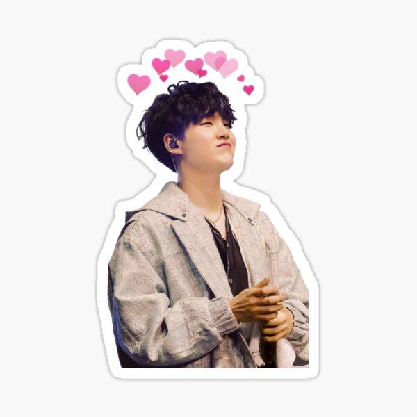 BTS SUGA Sticker