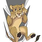 Lioness by Mithmeoi